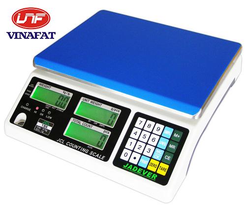 Cân đếm điện tử Jadever JCL ( 3kg/0.1g  6kg/0.2g  15kg/0.5g  30kg/1g )